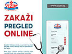Zakažite Vaš preventivni/kontrolni/sistematski pregled ONLINE